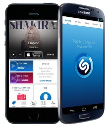 Shazam Surpasses 100 Million Mobile Monthly Active Users