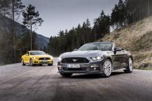 Svensk Ford Mustang-återförsäljare bäst i Europa