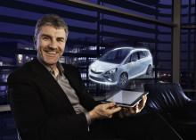Opel på bilsalongen i Genève