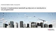 Ny veileder, og info fra NGBC. Av Anders Nohre-Waldèn