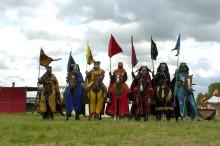 Torrnerspel på Skoklosters slott, 23-27 juli