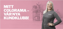 Colorama skapar färgstark kundklubb med Voyado.