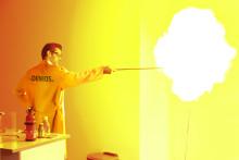 Experimentföreläsning om kemikaliska arbetsmiljörisker