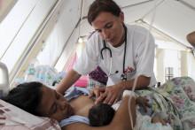 Fortsatt stora behov i Filippinerna