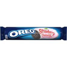 La popular marca Oreo lanza la plataforma Oreo Sabores con su primer producto Strawberry Cheesecake