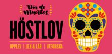 Höstlov Día de muertos på Världskulturmuseet