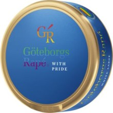 Göteborgs Rapé with pride
