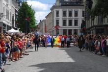 Fra Skeive dager til Oslo Pride