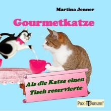 Berliner Blatt - Gourmetkatze-Buchvorstellung