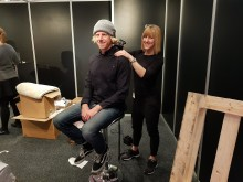 Pro Surfer Mike Luff about Arch Method and neurobased treatment.