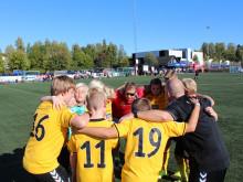 Hjulskift hos Bilia Follo - Oppegård IL Fotball får inntektene