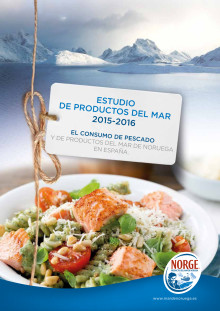 Estudio de Productos del Mar 2015-2016