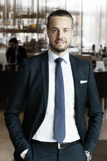 Henrik Berghult tar över Stockholms största hotell