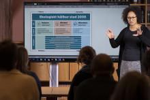Nytt miljö- och klimatprogram med fokus på att få saker att hända