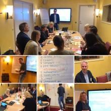 Workshop om kundresan, kundmötet och kundupplevelsen genomförd i Göteborg.