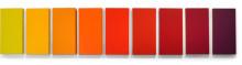 Onsdagsöppning: Siri Berg, Ett liv i färg