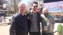 Tre nya akter presenterade när Live at Heart besökte SXSW