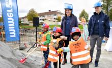 Pressinbjudan: Välkommen till Spadtaget för Vallby förskola