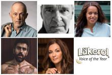 De är nominerade till Läkerol Voice of the Year – Deras röster har inspirerat, påverkat och skapat debatt