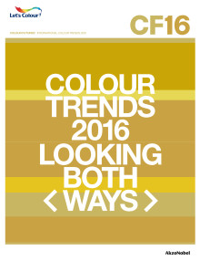 Nordsjö Colour of the Year 2016 - The Book