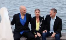 Nordic Clarinet Trio gästar Vara Konserthus