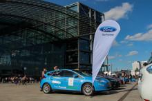 Az új Ford Focus Electric bebizonyította, hogy akár 310 kilométer is megtehető egyetlen töltéssel.