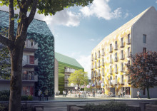 KomBo - nytänkande kollektivboende medel i kampen mot bostadsbristen