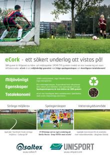 eCork produktblad