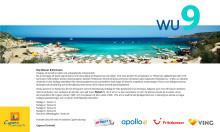WU 9 Säljtävling Cypern