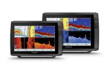 Garmin® ECHOMAP™ Ultra-serien - større, lysere skjermer og støtte for Panoptix LiveScope™