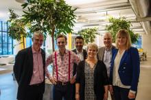 """""""Digitaliseringen av banktjänster ett prioriterat område"""" - Swedbank i samarbete med Media Evolution"""