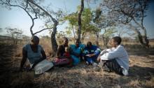 Hand in Hands insatser i Zimbabwe - mer relevanta än någonsin