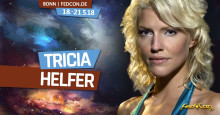 FedCon 2018: Battlestar Galactica-Hauptdarstellerin Tricia Helfer live in Bonn