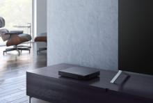 Sujuva ja nopea – Sony esittelee BDP-S6500 Blu-ray Disc™ -soittimen 4K-skaalauksella ja super Wi-Fillä