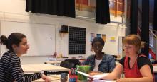 Sommarjobbet Camp demokrati engagerar ungdomar i Angered