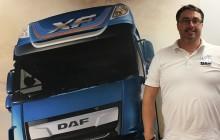 Paul Cederberg DAF-myyntipäälliköksi Nordic Truckcenteriin