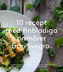 10 recept med finbladiga primörer