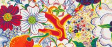 Josef Franks botaniska mönster på Sofiero