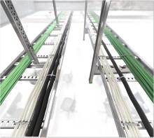 Schneider Electric lanserar världsrevolutionerande klicksystem för kabelförläggning – minskar installationstiden med upp till 80 procent