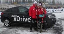 BMW Group Norge og NSSF inngår samarbeid