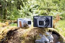Kom tettere på reiseopplevelsene med Canons nye PowerShot SX740 HS med 40x superzoom
