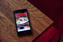 Sveriges första app-restaurang vinner pris