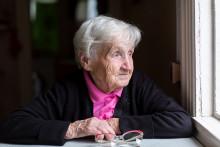 Vem bryr sig om den ökande ensamheten bland äldre i Sverige idag?