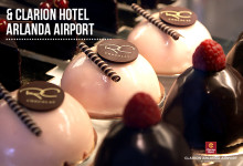 Clarion Hotel Arlanda Airport + RC Chocolat