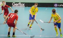 Debutanterna presenterade sig i Sveriges VM-kvalseger