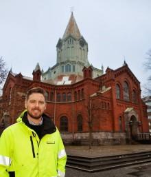 Caroli kyrka får nytt liv under ledning av Forsen