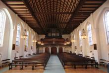 Colliers International i Danmark får unikt säljuppdrag på två kyrkor
