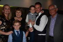 Local Family Host Ball To Raise Money For  The Sick Children's Trust