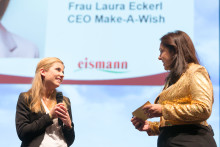 Neuer Charity-Partner für Make-A-Wish Deutschland: Eismann wird Wunscherfüller