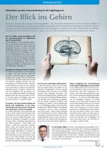 Der Blick ins Gehirn: Erkenntnisse aus dem Neuromarketing für die Fußpflegepraxis